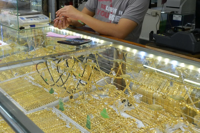 Giá vàng hôm nay 25-6: Vàng trong nước giảm nhỏ giọt - Ảnh 2.