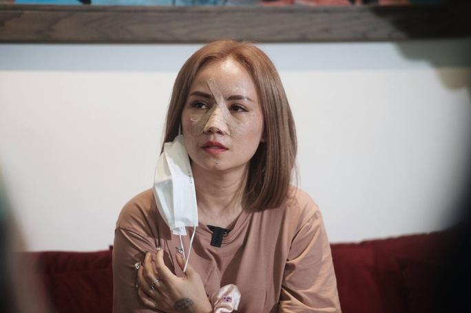 Con gái diễn viên Hoàng Yến chia sẻ lý do mẹ bị hành hung - Ảnh 2.