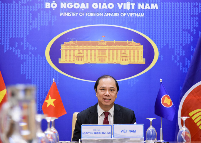 Quan chức cao cấp Đông Á kêu gọi Trung Quốc, ASEAN xây dựng bộ Quy tắc ứng xử Biển Đông - Ảnh 2.