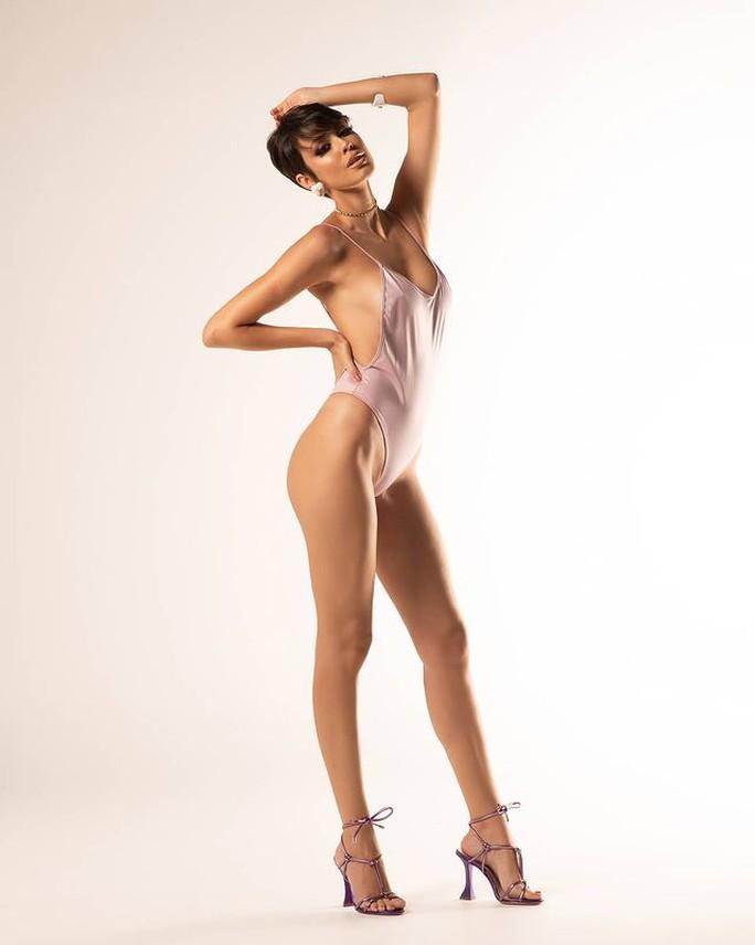 Nhan sắc cá tính của tân Hoa hậu Hòa bình Brazil - Ảnh 7.