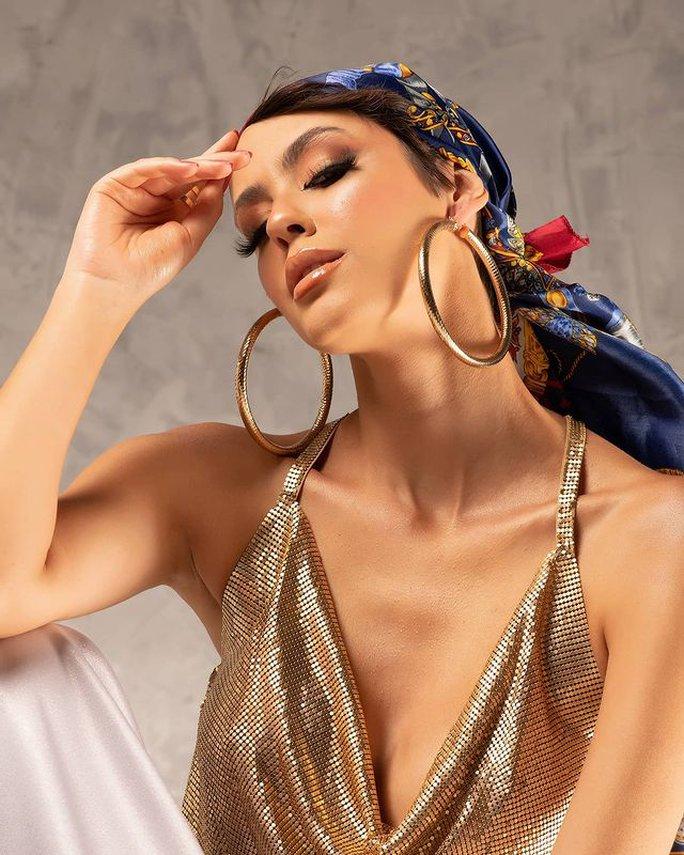 Nhan sắc cá tính của tân Hoa hậu Hòa bình Brazil - Ảnh 10.