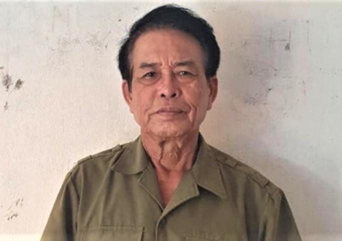 Người đàn ông 70 tuổi bị bắt sau 22 năm trốn truy nã - Ảnh 1.