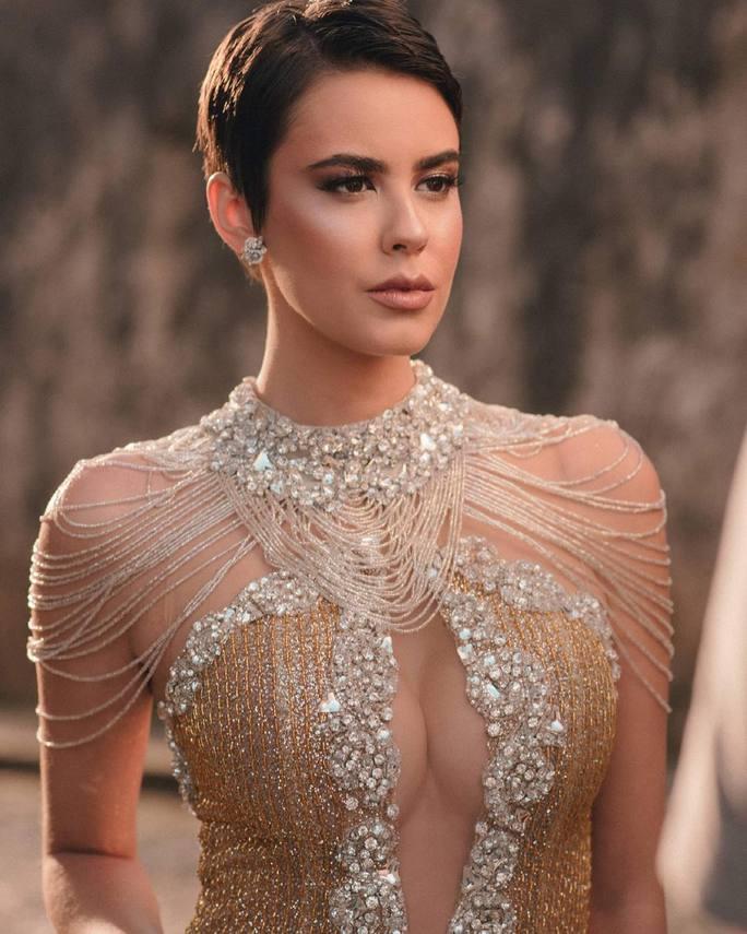 Nhan sắc cá tính của tân Hoa hậu Hòa bình Brazil - Ảnh 2.