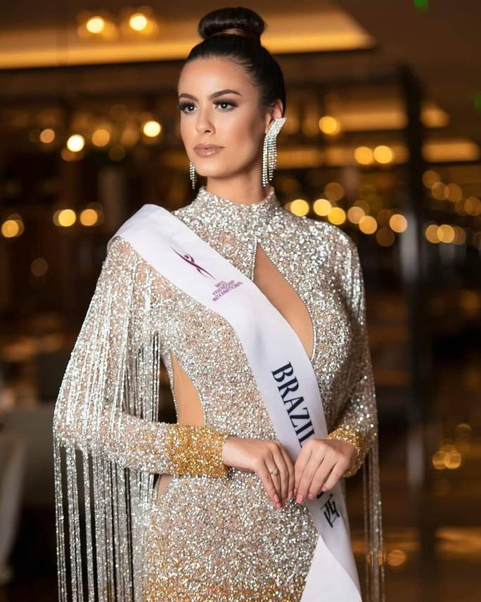 Nhan sắc cá tính của tân Hoa hậu Hòa bình Brazil - Ảnh 6.