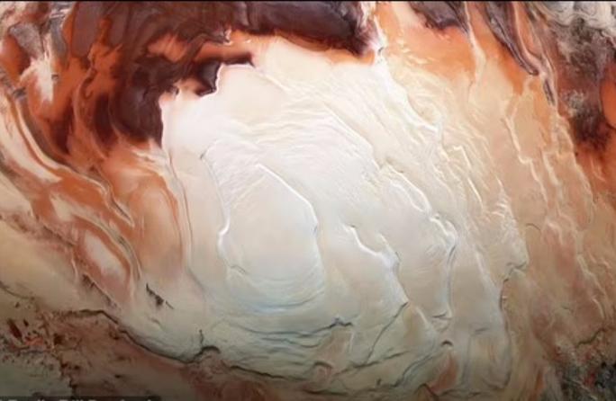 ESA vô tình tìm được nơi đầy nước, sống được ở hành tinh khác? - Ảnh 1.