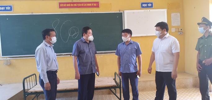 Phú Yên phát hiện thêm 10 ca nhiễm SARS-CoV-2 - Ảnh 2.