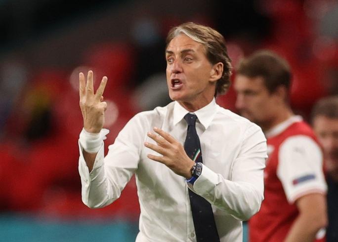 Tuyển Ý vào tứ kết Euro 2020 nhờ hai siêu phẩm bàn thắng - Ảnh 4.