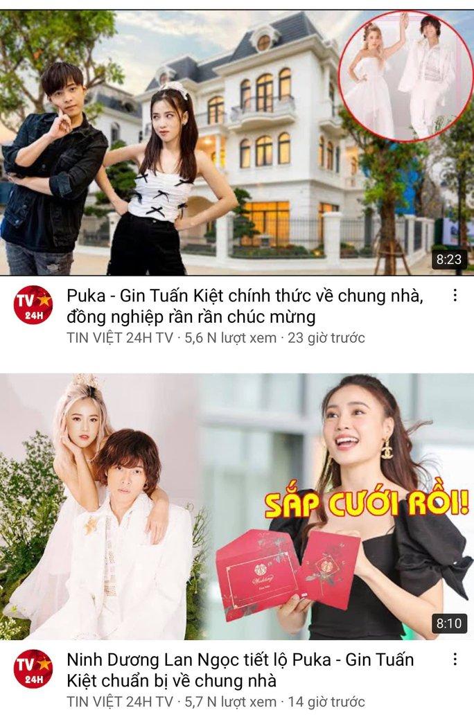 Diễn viên Puka bức xúc phản bác tin đám cưới với Gin Tuấn Kiệt - Ảnh 2.