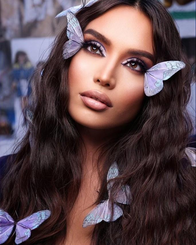 Chân dung người đẹp chuyển giới đầu tiên thi Hoa hậu Mỹ 2021 - Ảnh 6.