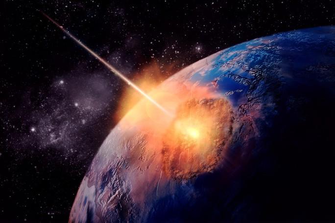 Nhiều tảng bạch kim đâm vào Trái Đất, thay đổi con người mãi mãi - Ảnh 1.