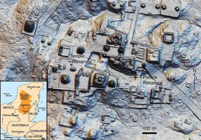 Sốc với bóng ma như thời hiện đại giữa thành phố cổ 3.000 năm - Ảnh 1.