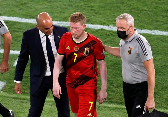 Siêu phẩm Hazard biến Bồ Đào Nha thành cựu vô địch, Bỉ vào tứ kết - Ảnh 6.