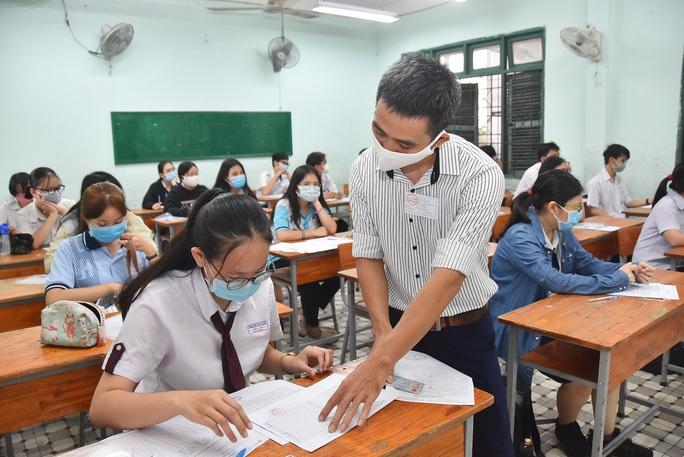 Sở GD-ĐT TP HCM: Thi tốt nghiệp THPT 2021 vào ngày 7 và 8-7 - Ảnh 1.