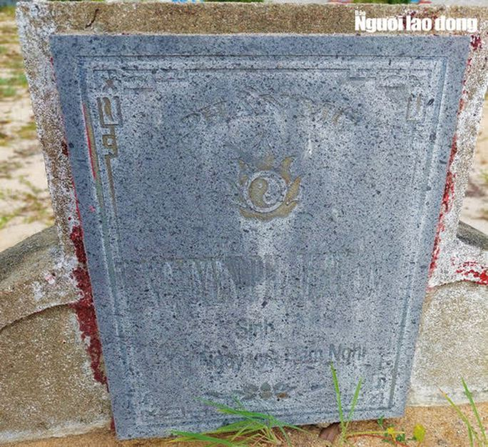 Thông tin mới về ngôi mộ cổ bí ẩn của danh tướng Phong trào Cần Vương - Ảnh 2.