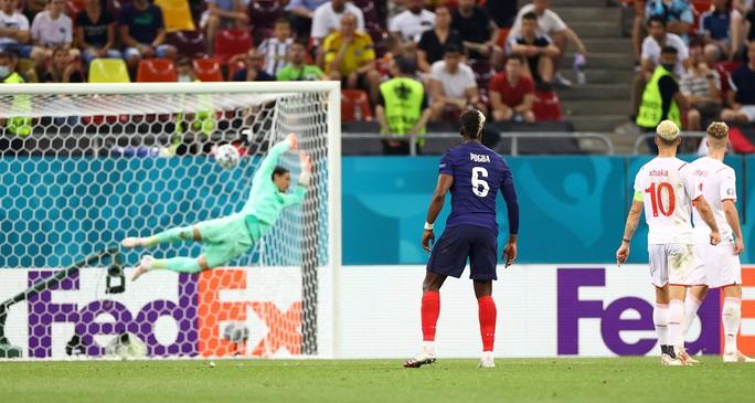 Mbappe sút hỏng luân lưu, Pháp ngậm ngùi chia tay Euro - Ảnh 4.