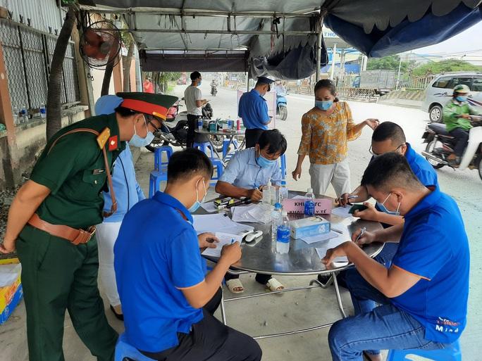 Từ ngày 5-7, người từ TP HCM, Bình Dương đến/về Đồng Nai phải có giấy xét nghiệm âm tính với SARS-CoV-2 - Ảnh 1.