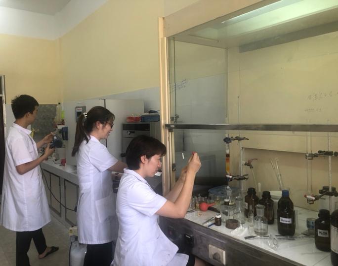 Việt Nam tổng hợp thành công thuốc kháng virus SARS-CoV-2 - Ảnh 1.