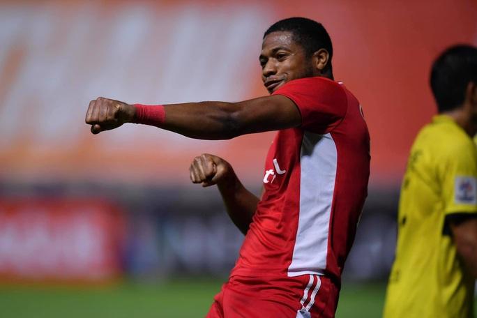 Thắng 5 sao, Viettel lần đầu tiên có điểm ở AFC Champions League - Ảnh 1.