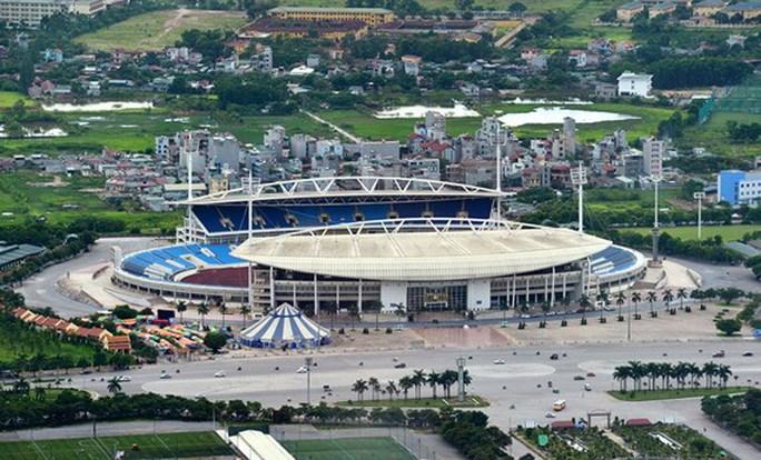 Kiến nghị Bộ Công an điều tra sai phạm tại Khu Liên hợp thể thao quốc gia - Ảnh 1.