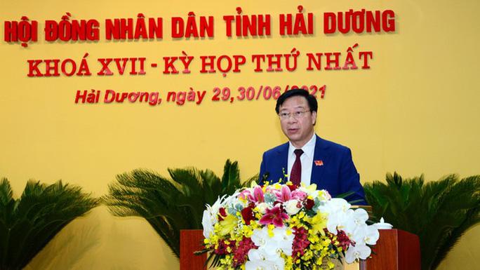 Hải Dương có tân Chủ tịch UBND tỉnh - Ảnh 2.