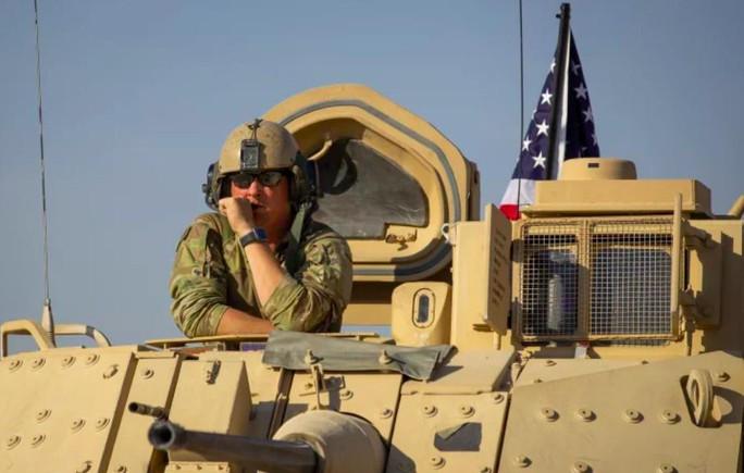 Quân đội Mỹ ở Syria bị tấn công - Ảnh 1.