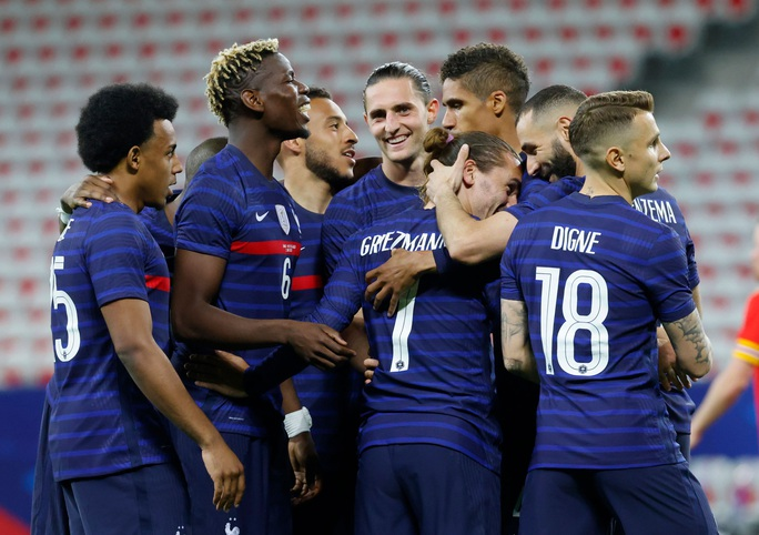Pháp đủ sức vô địch châu Âu - Ảnh 1.