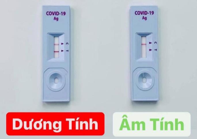 Bộ Y tế cảnh báo sử dụng test nhanh SARS-CoV-2 bán trên mạng - Ảnh 1.