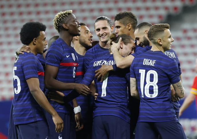Siêu máy tính dự đoán: Pháp vô địch Euro, tuyển Anh chỉ 5,2% cơ hội - Ảnh 3.