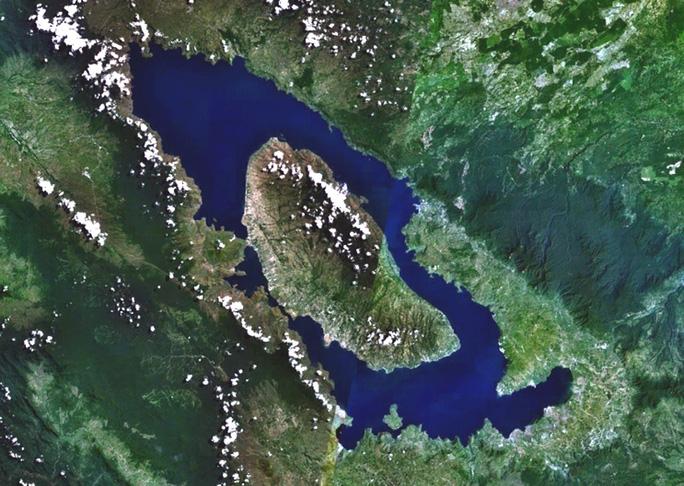 Quái vật lửa đang ngủ ở Đông Nam Á từng khiến loài người ngừng phát triển - Ảnh 1.