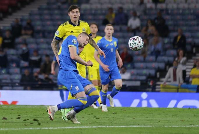 Thắng Thụy Điển, Ukraina chạm trán Anh tại tứ kết Euro 2020 - Ảnh 2.