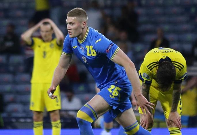 Thắng Thụy Điển, Ukraina chạm trán Anh tại tứ kết Euro 2020 - Ảnh 3.