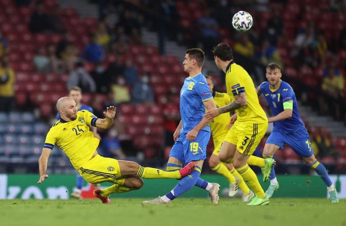 Thắng Thụy Điển, Ukraina chạm trán Anh tại tứ kết Euro 2020 - Ảnh 1.