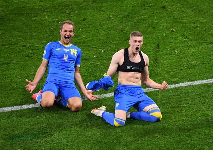 Thắng Thụy Điển, Ukraina chạm trán Anh tại tứ kết Euro 2020 - Ảnh 4.