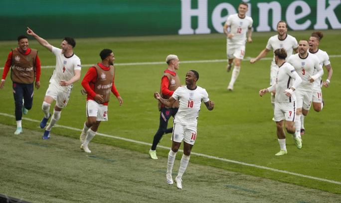 Sterling và Kane bùng nổ, tuyển Anh tiễn chân người Đức về nước - Ảnh 8.