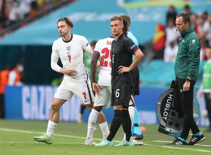 Sterling và Kane bùng nổ, tuyển Anh tiễn chân người Đức về nước - Ảnh 4.