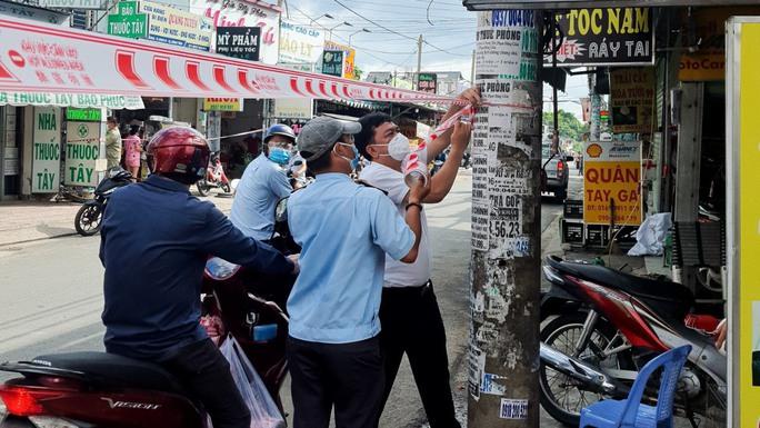 TP HCM: Bình Tân dừng chợ truyền thống từ 0 giờ ngày 1-7 - Ảnh 1.