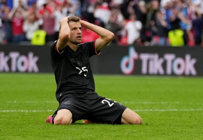 Sterling và Kane bùng nổ, tuyển Anh tiễn chân người Đức về nước - Ảnh 6.