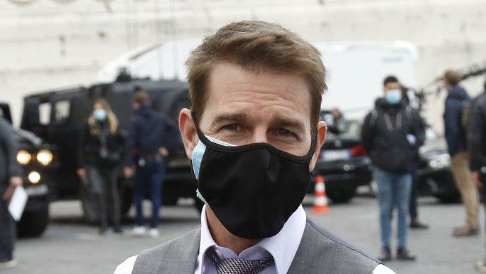 """""""Nhiệm vụ bất khả thi 7"""" của Tom Cruise liên tục khốn đốn vì Covid-19 - Ảnh 2."""