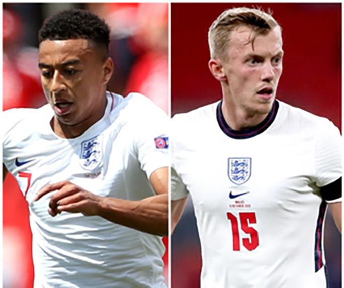Sao tuyển Anh chấn thương, Lingard và Ward Prowse chờ tin thay thế - Ảnh 5.