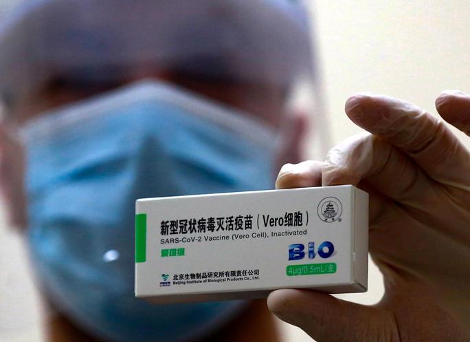 Việt Nam phê duyệt vắc-xin Covid-19 của Trung Quốc - Ảnh 1.