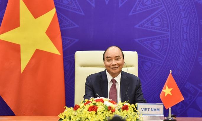 Tổng thống Mỹ gửi thư cảm ơn Chủ tịch nước Nguyễn Xuân Phúc - Ảnh 1.