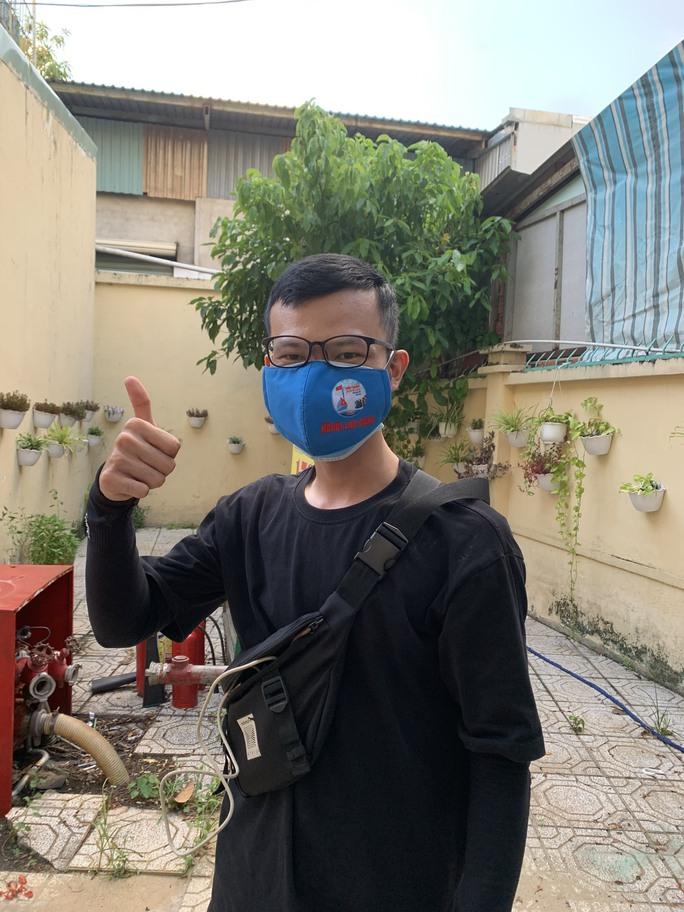 Báo Người Lao Động tiếp sức lực lượng chống dịch Covid-19 quận Bình Tân - Ảnh 8.