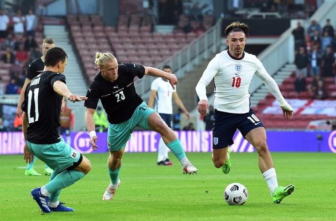 Sao tuyển Anh chấn thương, Lingard và Ward Prowse chờ tin thay thế - Ảnh 2.
