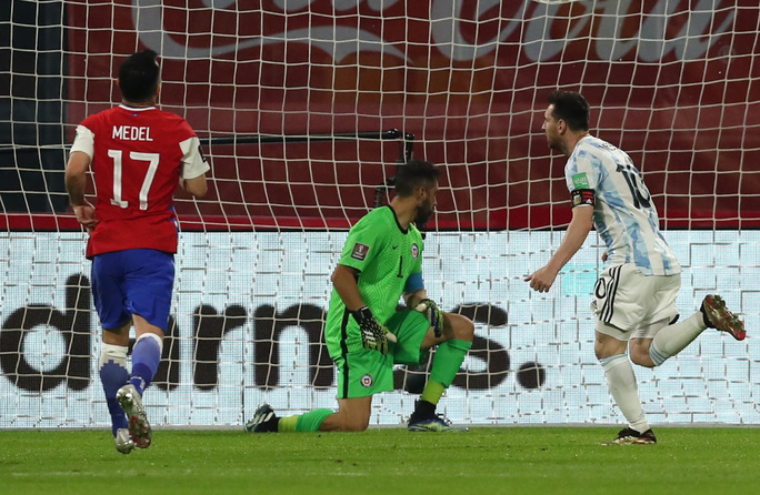Vòng loại World Cup 2022 khu vực Nam Mỹ: Argentina không thể soán ngôi Brazil - Ảnh 2.