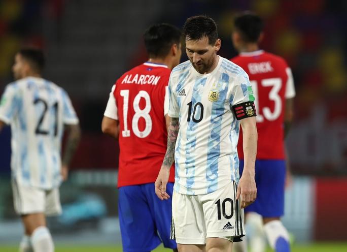 Vòng loại World Cup 2022 khu vực Nam Mỹ: Argentina không thể soán ngôi Brazil - Ảnh 4.