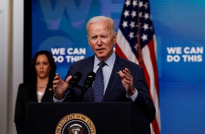 Tổng thống Biden công bố kế hoạch chia sẻ vắc-xin Covid-19 cho thế giới - Ảnh 1.
