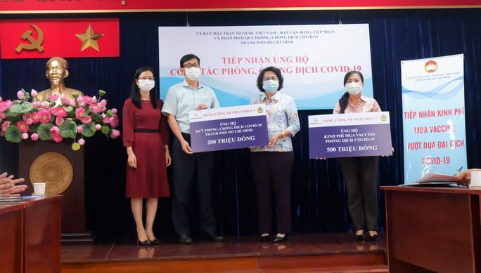 EVNGENCO 3 ủng hộ 700 triệu đồng phòng, chống dịch Covid-19 - Ảnh 2.