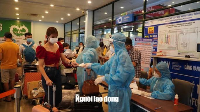Quảng Bình: Một sinh viên về từ TP HCM tiếp xúc với bệnh nhân Covid-19 - Ảnh 1.