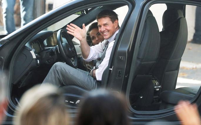 """""""Nhiệm vụ bất khả thi 7"""" của Tom Cruise liên tục khốn đốn vì Covid-19 - Ảnh 1."""