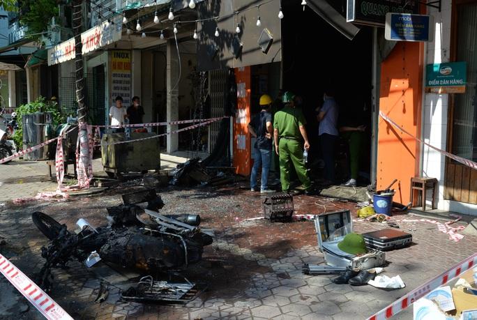 Hiện trường kinh hoàng vụ cháy nhà khiến 4 người tử vong - Ảnh 8.